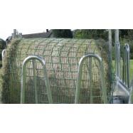 Suurpaalin heinäverkko 2,8x2,8m, verkkoväli 10cm