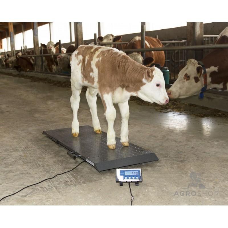 Eläinvaaka Brecknell PS1000 500kg