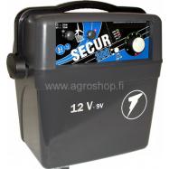 Verkko-ja akkukäyttöinen sähköpaimen Secur 300