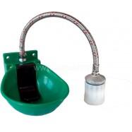 Muovinen juottolaite Lister SB 1 W N letkun ja matalapaineventtiilin kera, hevosille ja karjaeläimille