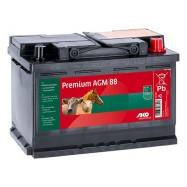 Ladattava akkusetti Premium AGM 88 Ah