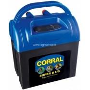 Akkukäyttöinen sähköpaimen Corral B170
