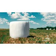 Käärintäkalvo 750 mm x 1500 m, valkoinen