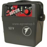Verkko- ja akkukäyttöinen sähköpaimen Secur 500