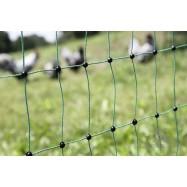Sähköistettävä verkko PoultryNet h 1,06x15m kanoille, 2-piikkinen