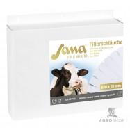 Maitosuodattimet Sana Premium 620x57/60mm 250kpl