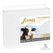 Maitosuodattimet Sana Premium 455x57/60mm 250kpl