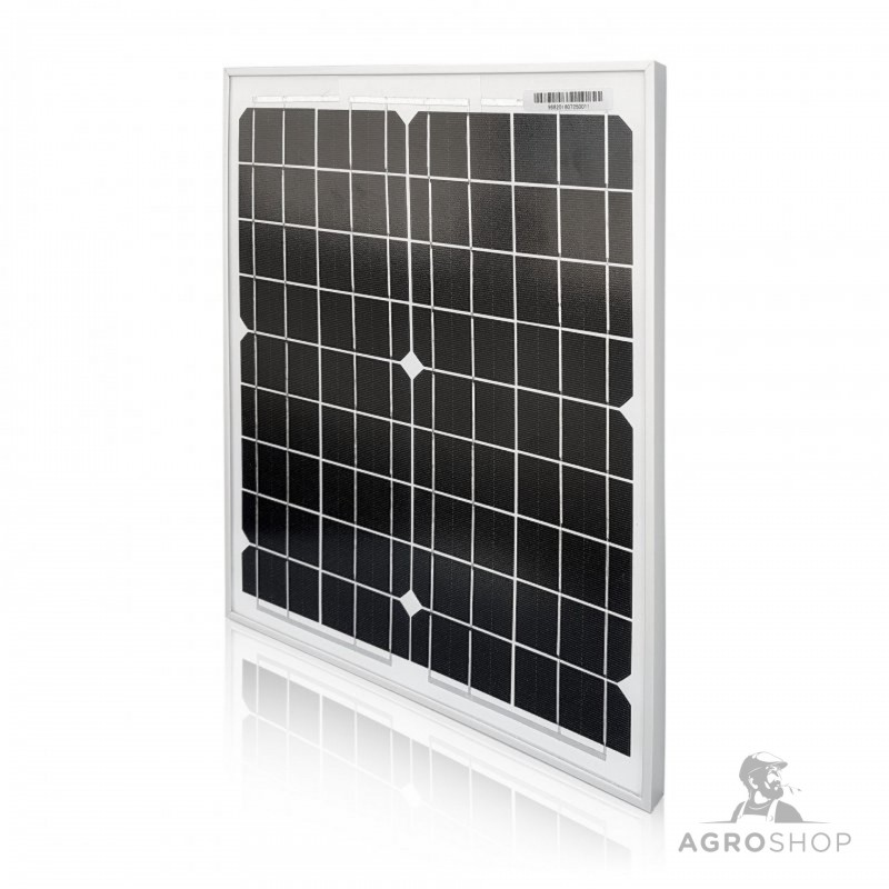 Sähköpaimenen aurinkokenno 20W